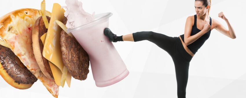 Eliminate Bad Nutrition