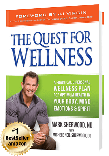 The Quest for Wellness - Mark Sherwood