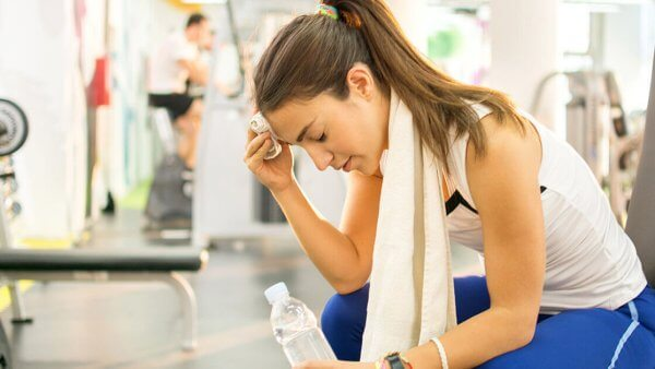 Finding the Right Amount of Exercise