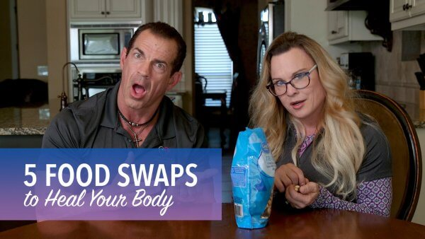 5 Food Swaps to Heal Your Body