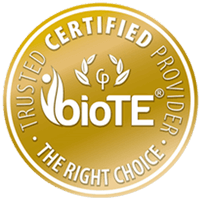 bioTE Trusted Certified Provider