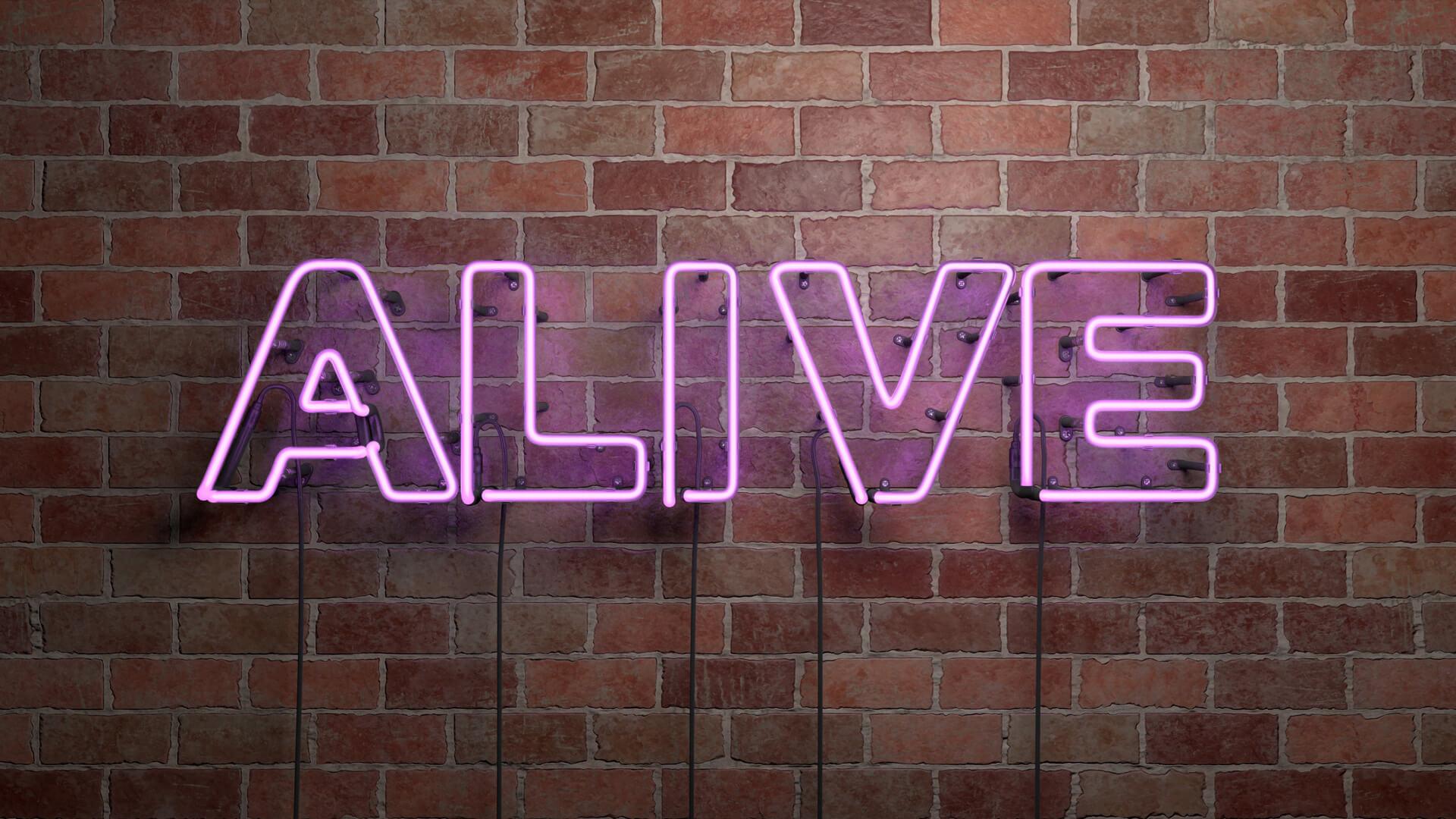 Living Alive