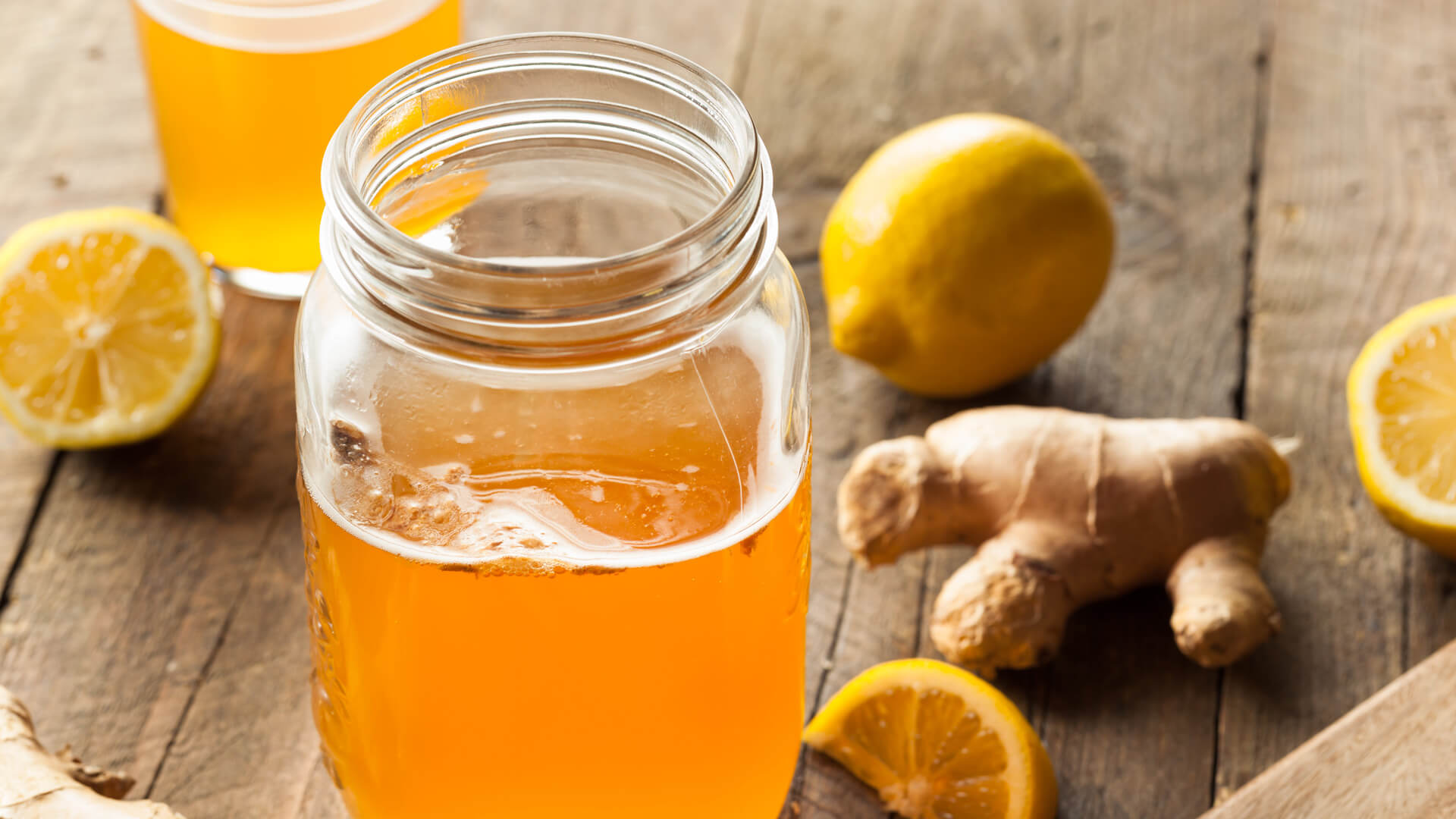 10 Foods/Drinks for Great Gut Health
