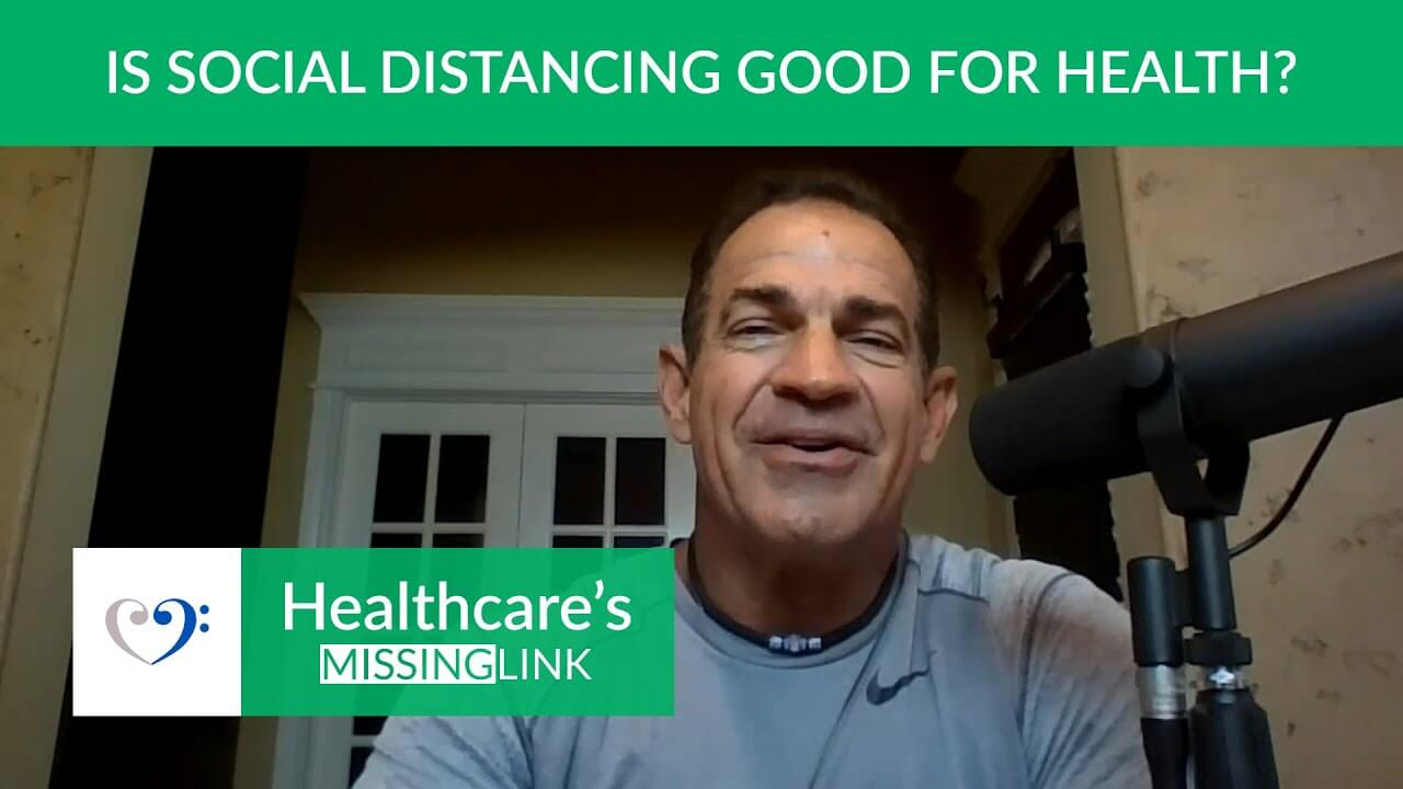 Ep 06: Is social distancing good for your health?