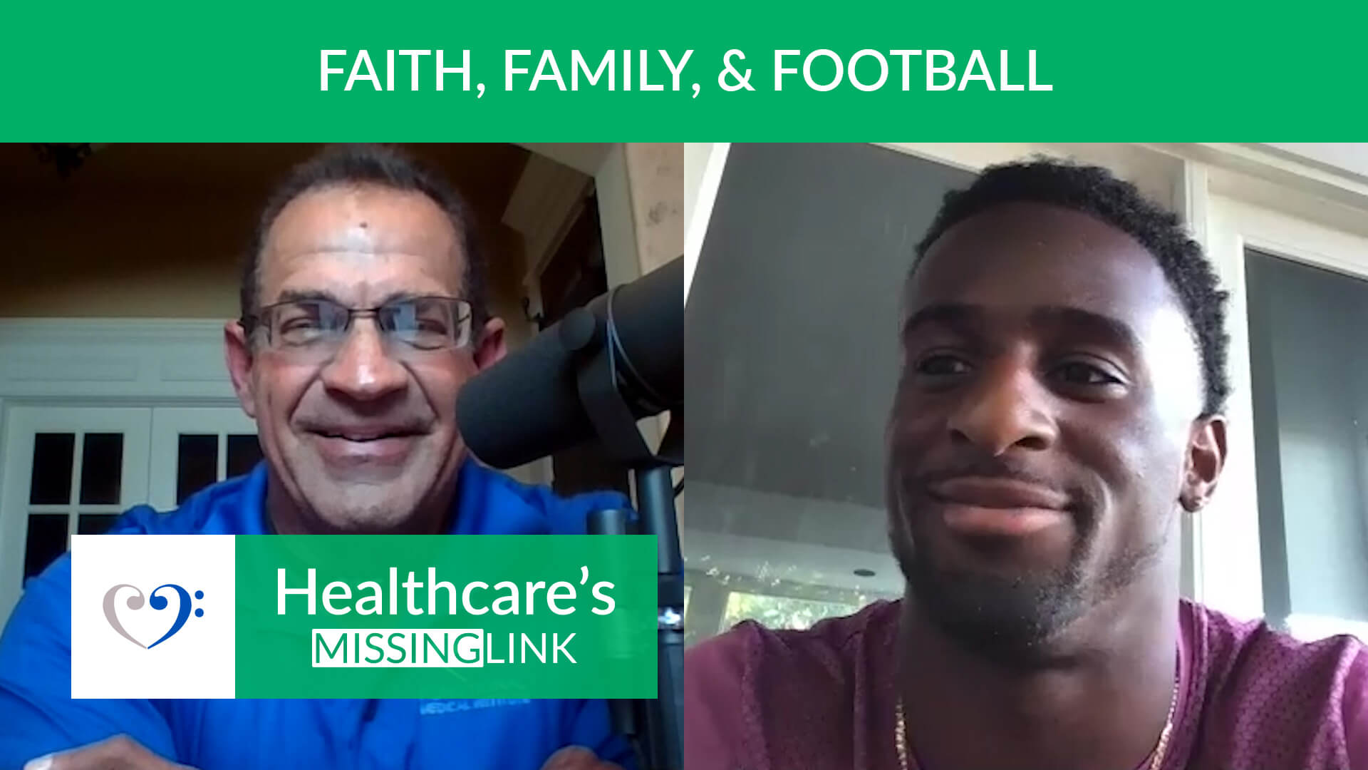 Ep 18: Faith, Family, and Football ft. Justice Hill
