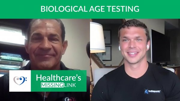 Ep 20: Biological Age Testing ft. Ryan Smith