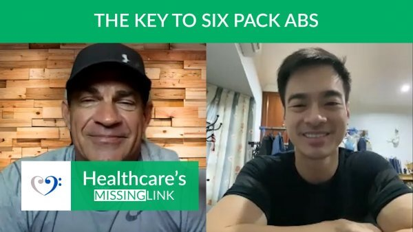 Ep 26: The Key to Six-Pack Abs ft. Kit Mah