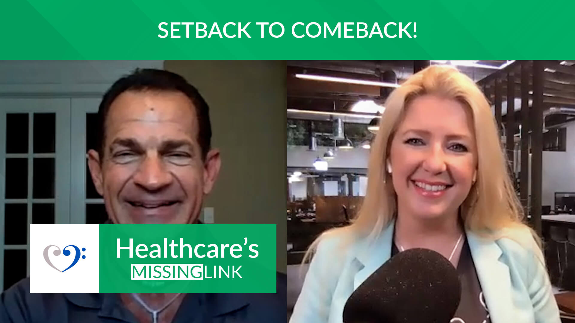 Ep 50: Setback to Comeback! ft. Staci Wallace
