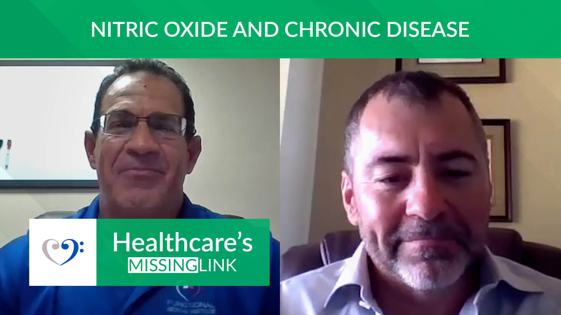 Ep 54: Nitric Oxide and Chronic Disease ft. Dr. Nathan Bryan